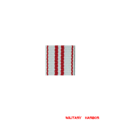 WWII German Austria Austrian War Commemorative Medal ribbon bar's ribbon