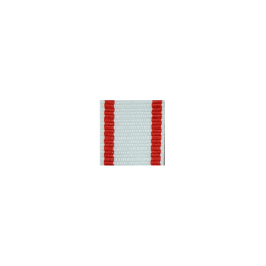 WWII German Lübeck Rettungsmedaille ribbon bar's ribbon