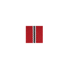 WWII German Eastern Front Medal 1942 ribbon bar's ribbon