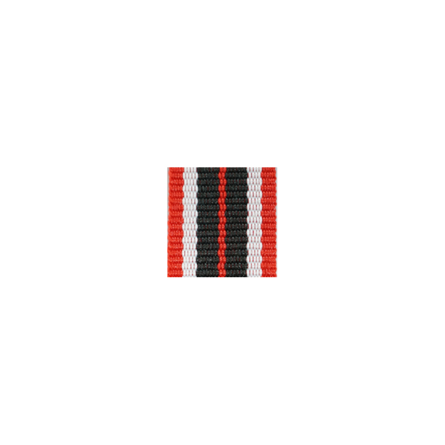 WWII German Warfare Medal (1939) ribbon bar's ribbon