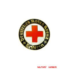 German Red Cross Helferin Pin
