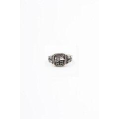 WWII German German silver ring heer
