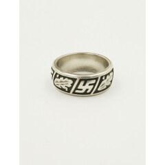 WWII German German NSDAP Wedding ring