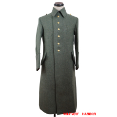 WWI German Empire M1907 Wool Overcoat