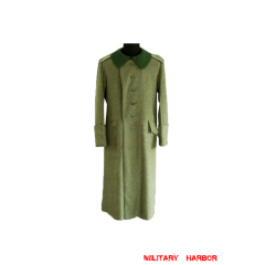 WWI German Empire M1915 Wool Overcoat