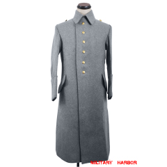 German Empire M1893 stone grey Wool Overcoat