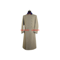 Bavarian Officer wool Overcoat (Paletot)