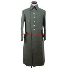 WWI German Empire M1907 Wool Overcoat