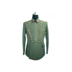 M1910 Royal Bavarian 4th Chevaulegers Regiment wool tunic ULANKA