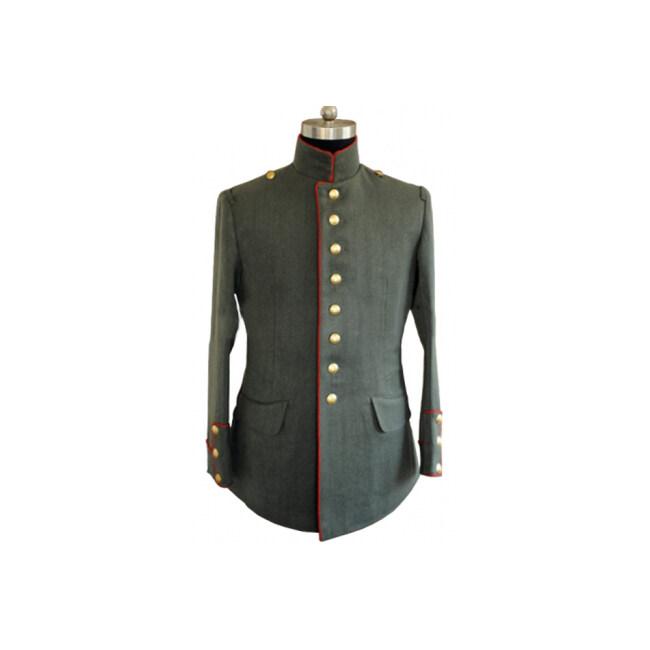 WWI German Empire M1910 Officer Gabardine tunic