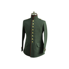 WWI German Empire M1915 Officer Gabardine tunic
