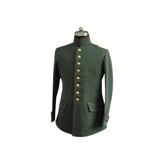 WWI German Empire M1915 Officer Gabardine tunic