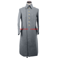 German Empire M1893 stone grey Wool Overcoat