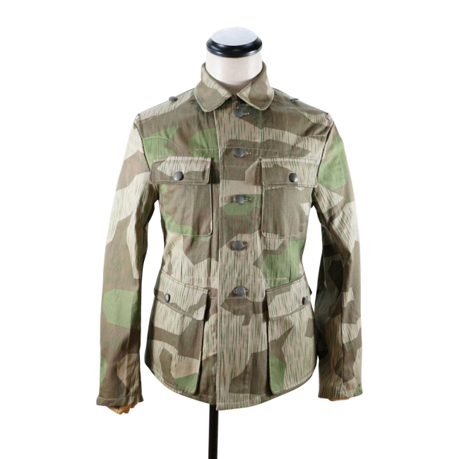 WWII German Heer Splinter camo M43 field tunic