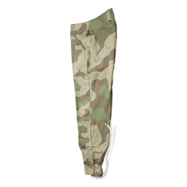 WWII German Heer Splinter camo M43 field trousers