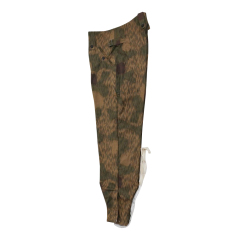 WWII German Heer Tan and water camo M43 field trousers