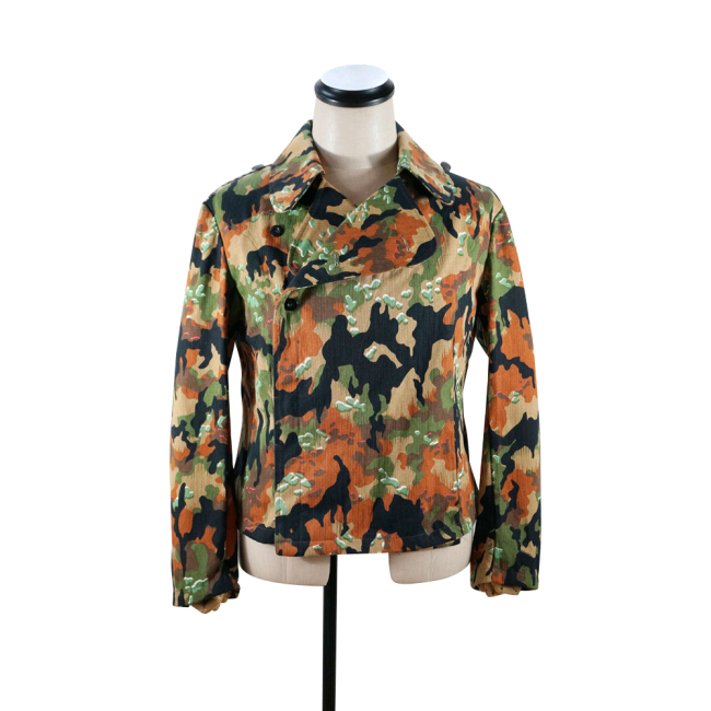 WWII German SS leibermuster 45 camo panzer wrap/jacket