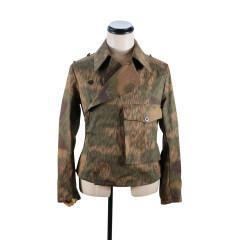 WWII German Heer Tan and water camo panzer wrap/jacket