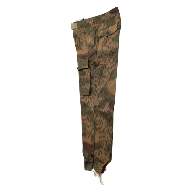 WWII German Heer Tan and water camo panzer trousers