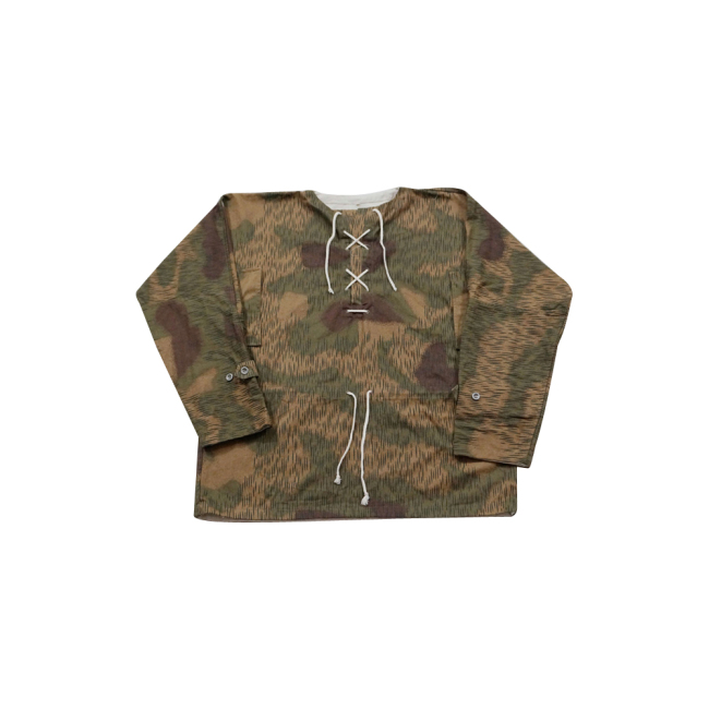 WWII German Heer Tan and water camo smock