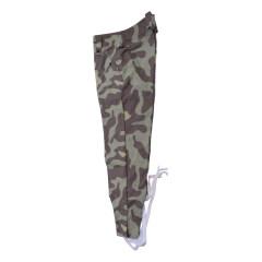 WWII German SS Italian camo M43 field trousers