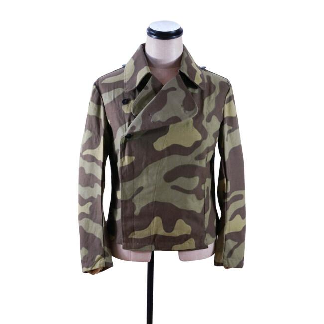WWII German SS Italian camo panzer wrap/jacket