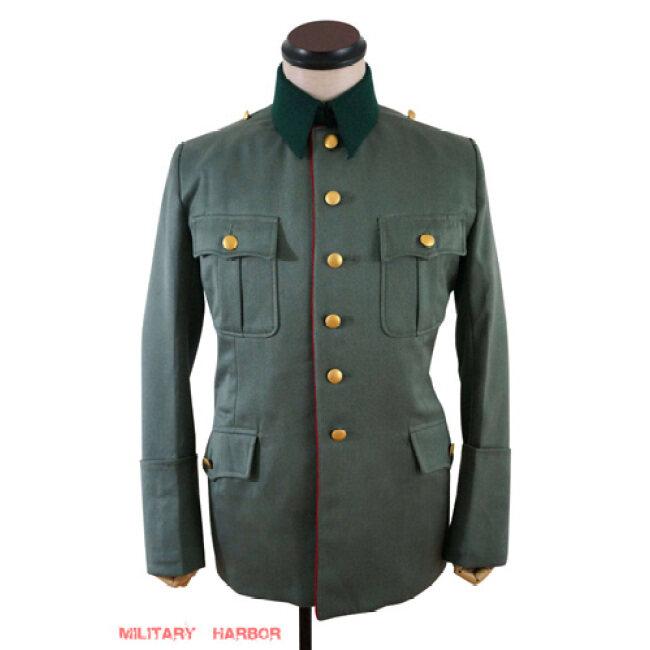 WWII German Heer M28 M29 general Gabardine jacket dress tunic