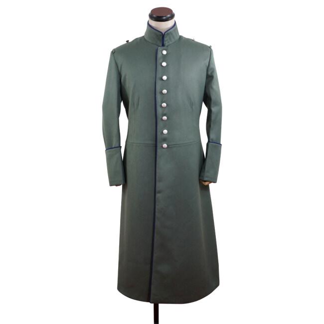 WWII German chaplains gabardine frock coat