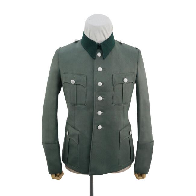WWII German Heer M41 general officer Gabardine service tunic Jacket