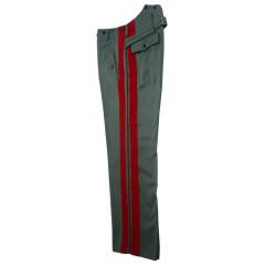 WWII German Heer general Gabardine straight trousers