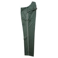 WWII German Heer officer waffenrock Gabardine dress trousers