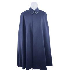 WWII German Luftwaffe blue Gabardine cape