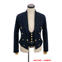 WWII German Kriegsmarine Officers Mess Dress & Vest