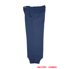 WWII German Luftwaffe panzer gabardine trousers