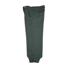 WWII German Heer assault gunner gabardine trousers