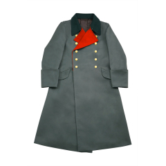 WWII German M36 Heer General Gabardine Greatcoat