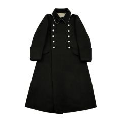 WWII German M32 Allgemeine SS NCO Wool Greatcoat