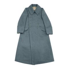 WWII German M42 Waffen SS EM Italian Field Wool Greatcoat