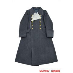 WWII German Luftwaffe General Wool Greatcoat