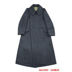 WWII German M42 Luftwaffe EM Wool Greatcoat