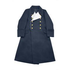 WWII German Luftwaffe General Gabardine Greatcoat