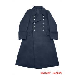 WWII German Luftwaffe Officer Gabardine Greatcoat