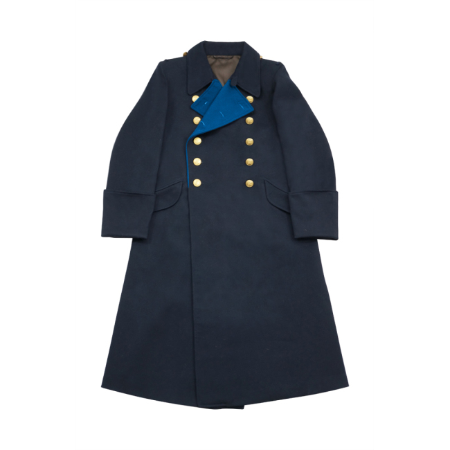 WWII German Kriegsmarine General wool Greatcoat