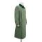 WWII German M36 Kriegsmarine Coastal Officer Fieldgrey wool Greatcoat