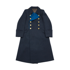 WWII German Kriegsmarine General Gabardine Greatcoat