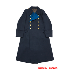 WWII German Kriegsmarine General Gabardine Greatcoat