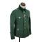 WWII German M36 officer summer HBT reed green field tunic