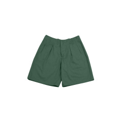 WWII German Summer reed green short pants