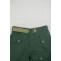 WWII German Heer panzer summer HBT reed green trousers