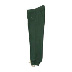 WWII German SS panzer summer HBT reed green trousers
